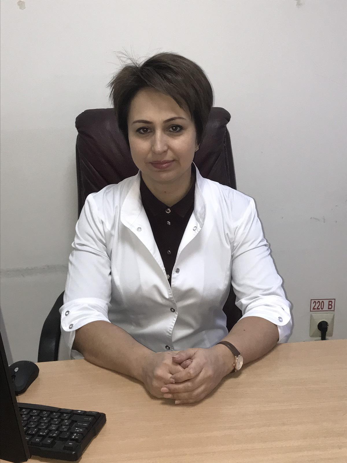 Полтавцева Аниса Владимировна