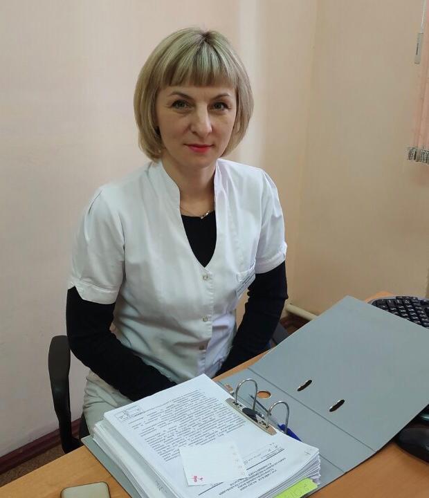 Кодолко Татьяна Леонидовна