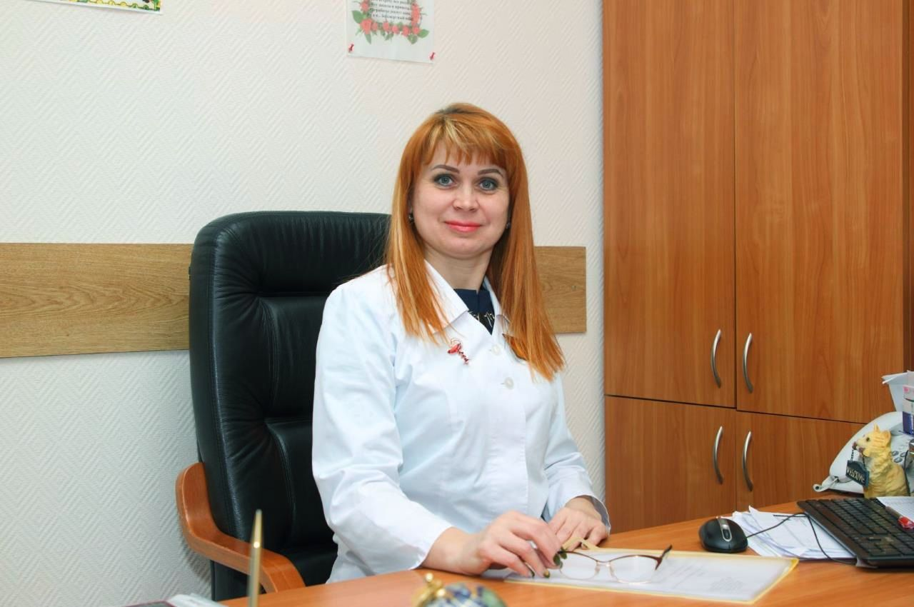 Сидоренко Елена Валерьевна