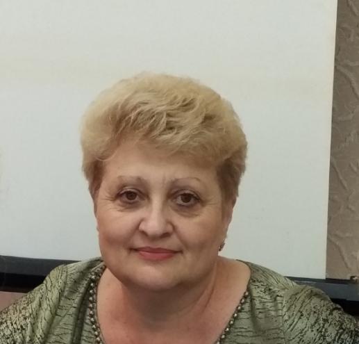 Войтович Валентина Яковлевна